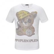 PHILIPP PLEIN 2019春夏人気トレンドアイテム Tシャツ/半袖 魅力的なカラー使い2色可選フィリッププレイン