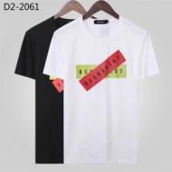 D SQUARED2 メンズ tシャツ シンプルで使い勝手の良さで大活躍 コピー ディースクエアード 通販 ブラック ホワイト 安価