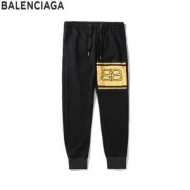 BALENCIAGA メンズ パンツ 秋冬ファッションにぴったり 注目 バレンシアガ コピー ロゴ ブラック カジュアル 最低価格