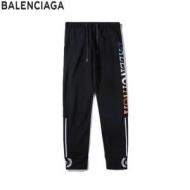 BALENCIAGA メンズ パンツ 今年で最もトレンディな人気新品 バレンシアガ 服 コピー ブラック 通勤通学 相性抜群 セール