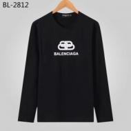 お手頃で人気上昇中秋冬新作 2019年秋冬コレクションを展開中 バレンシアガ Balenciaga 長袖Tシャツ 2色可選