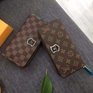 圧倒的な人気を誇る限定品 2019人気 ルイヴィトン 長財布 コピー Louis Vuitton メンズ 2色選択可 ストリート ブランド 完売必至