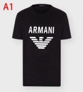 tシャツ メンズ ARMANI 個性的なスタイルに最適 アルマーニ 通販 スーパーコピー ブラック ロゴ 多色可選 ブランド 格安