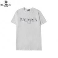 バルマン お洒落の幅を広げる 2色可選 お得感の強いアイテム BALMAIN 半袖Tシャツ 2020春夏モデル