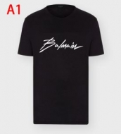 半袖Tシャツ多色可選 2020年春新作  バルマン 新作がお目見え BALMAIN 今季の注目トレンド