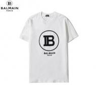 2020年夏コレクションが発売 半袖Tシャツ2色可選 今年も新作が多数発売 バルマン BALMAIN VIP価格!2020SS新作