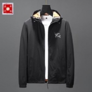 ジャケット 通販 Burberry 軽くて着心地が良い メンズ バーバリー 長袖 コピー ブラック ロゴ コーデ ブランド 限定品 VIP価格