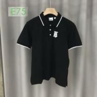 バーバリー 2020年春新作 2色可選  BURBERRY 新作がお目見え 半袖Tシャツ 今季の注目トレンド