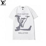 2色可選 ルイ ヴィトン 海外ブランド最安い通販 LOUIS VUITTON 半袖Tシャツ 2020年のカラーおすすめ