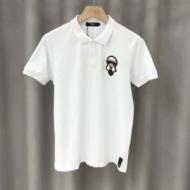 フェンディ大人らしさをアピール  2色可選  FENDI 華やかさを一瞬で引き上げ 半袖Tシャツ