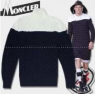 秋冬のモンクレール、Monclerの着心地に包まれる3色選択可能のセーター.