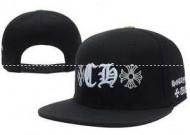 クロムハーツ キャップ 芸能人が愛用のトラッカーキャップ 数量限定定番人気なCH ブラック CHROME HEARTS メンズ帽子.