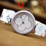 ルイ ヴィトン LOUIS VUITTON HOT本物保証 2017 女性用腕時計 超目玉 多色可選