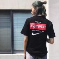 手触りがいい 半袖Tシャツ シュプリーム SUPREME 2色可選 2018春夏新作