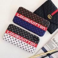 2色可選 ルイ ヴィトン LOUIS VUITTON 2018最新コレクション 大人気定番 ケース カバー iphone6