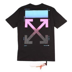 人気商品新色登場! 新商品特価 半袖Tシャツ  2色可選 Off-White オフホワイト