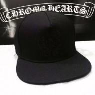 トレンドアイテムChrome Heartsクロムハーツスーパーコピーデニム帽子キャップブラックロゴ付き