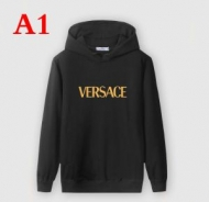 「VIPセール」 ヴェルサーチ VERSACE 5色可選 パーカー 人気が再燃!