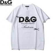 定番の人気商品 超必須アイテム Dolce&Gabbana ドルチェ&ガッバーナ 半袖Tシャツ 2色可選