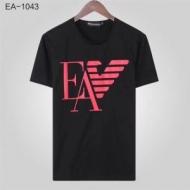 アルマーニ tシャツ メンズ コピー シンプルなコーデに不可欠 Emporio Armani 4色選択可 カジュアル ロゴいり 最高品質
