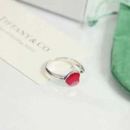 最新の秋冬トレンドの決め手 大人気 Tiffany & Co レディース 指輪 ティファニー コピー レッド ピンク ストリート コーデ 格安