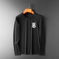 2色可選 長袖Tシャツ 2019年秋冬コレクションを展開中 秋や冬先に活躍するアウター バーバリー BURBERRY