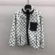 定番人気の2019秋冬モデル ルイ ヴィトン ダウンジャケット秋冬業績最高峰新作  LOUIS VUITTON