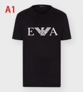 アルマーニ tシャツ コピー 洗練されたおしゃれ感が出る限定品 ARMANI メンズ 多色可選 カジュアル 定番 おしゃれ 品質保証