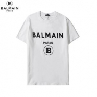 2色可選 エレガントな仕上がる バルマン BALMAIN おしゃれを楽しみたい 半袖Tシャツ2020年最新限定