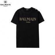 半袖Tシャツ2色可選 オススメのサイズ感  バルマン BALMAIN 2020SSアイテム大人気